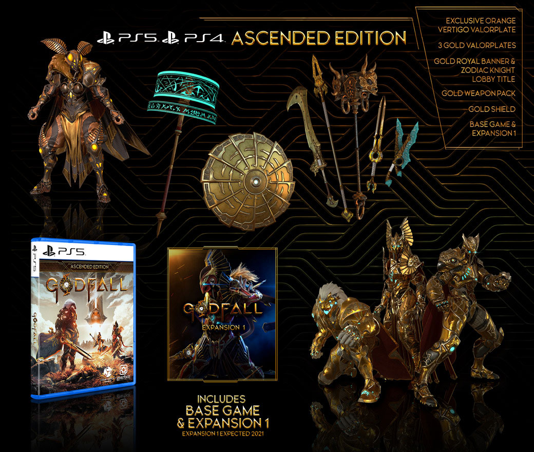Buy Now - Ascended Edition - PlayStation®5
