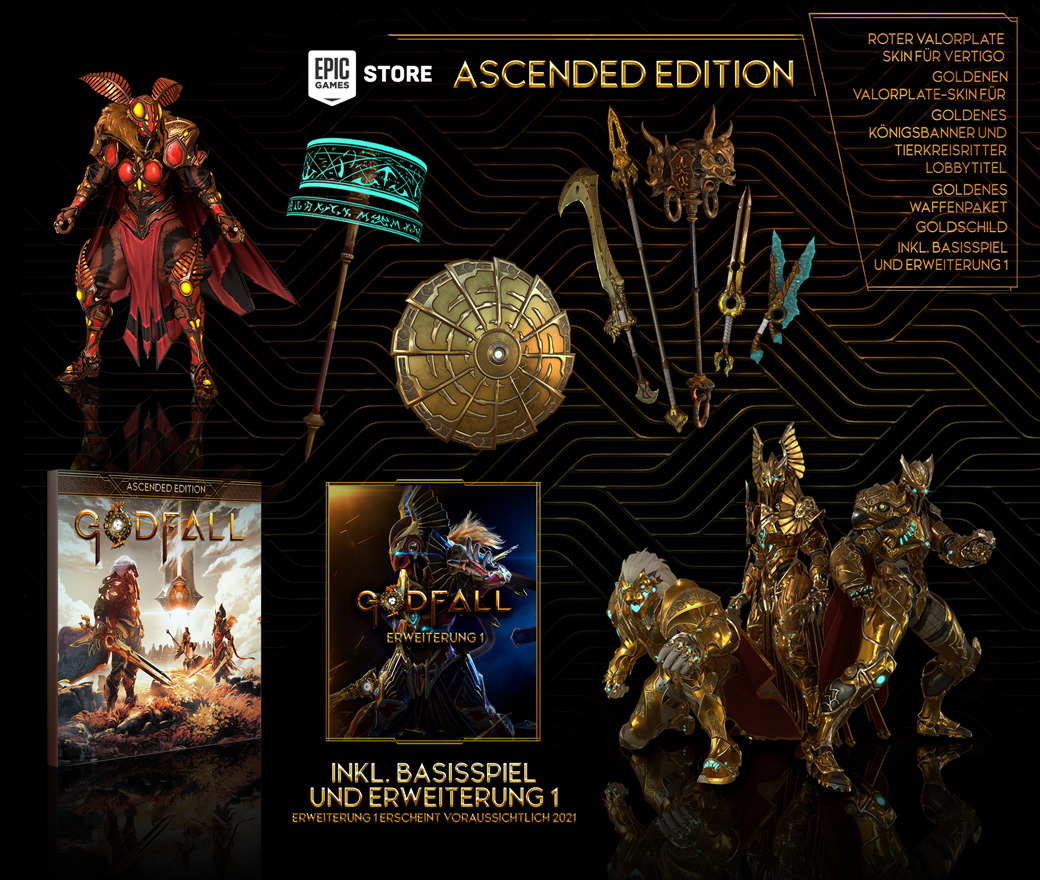 Buy Now - Ascended Edition - PC