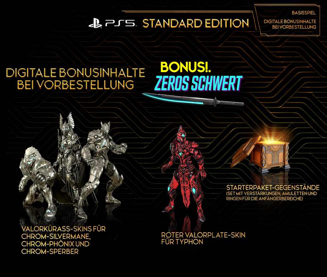 Pre-purchase - Standard Edition - PlayStation®5