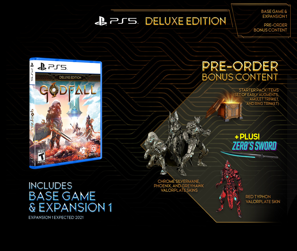 Pre-purchase - Deluxe Edition - PlayStation®5