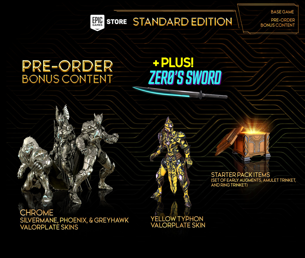 Pre-purchase - Standard Edition - PC