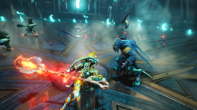 Combat screenshot